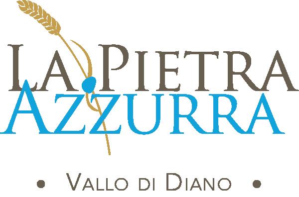 la pietra azzurra - vallo di diano logo